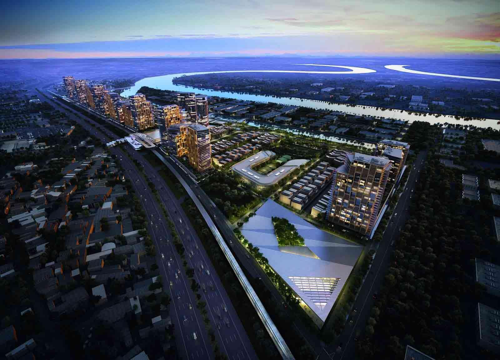 Dự án River City của Refico ở Thủ Đức