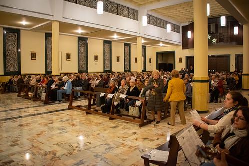 Visita Cruz Lampedusa parroquia Sta. María de la Amargura - 24
