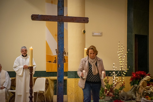 Visita Cruz Lampedusa parroquia Sta. María de la Amargura - 47