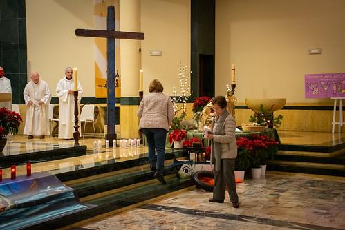 Visita Cruz Lampedusa parroquia Sta. María de la Amargura - 43