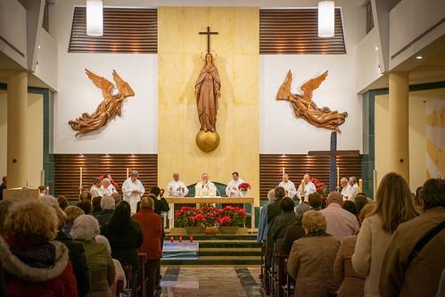 Visita Cruz Lampedusa parroquia Sta. María de la Amargura - 36