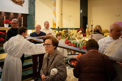 Visita Cruz Lampedusa parroquia Sta. María de la Amargura - 72