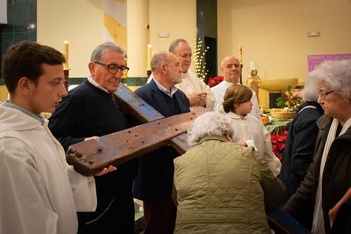 Visita Cruz Lampedusa parroquia Sta. María de la Amargura - 60