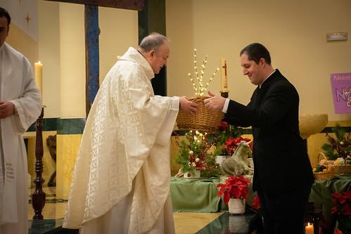 Visita Cruz Lampedusa parroquia Sta. María de la Amargura - 30