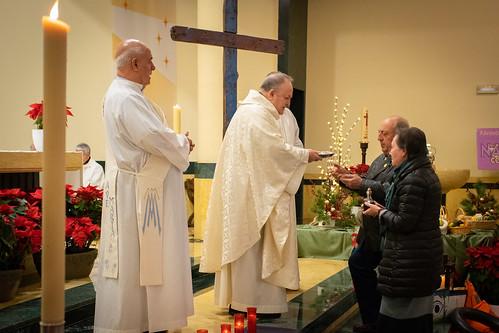 Visita Cruz Lampedusa parroquia Sta. María de la Amargura - 28
