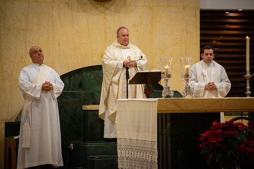 Visita Cruz Lampedusa parroquia Sta. María de la Amargura - 23