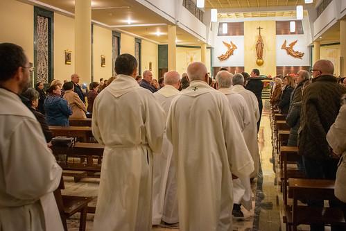 Visita Cruz Lampedusa parroquia Sta. María de la Amargura - 05