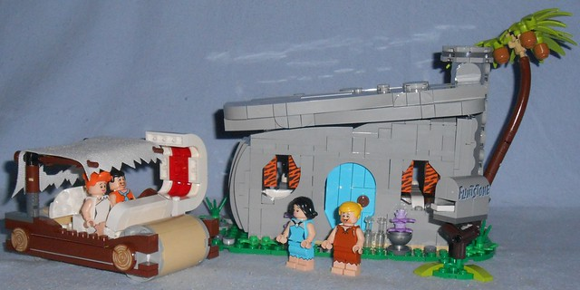 Lego 21316 - Ideas, The Flintstones