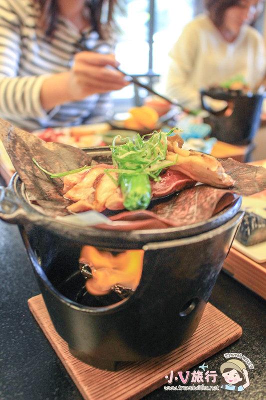 福岡 北九州美食  柏翠庵 山林裡的秘境會席料理