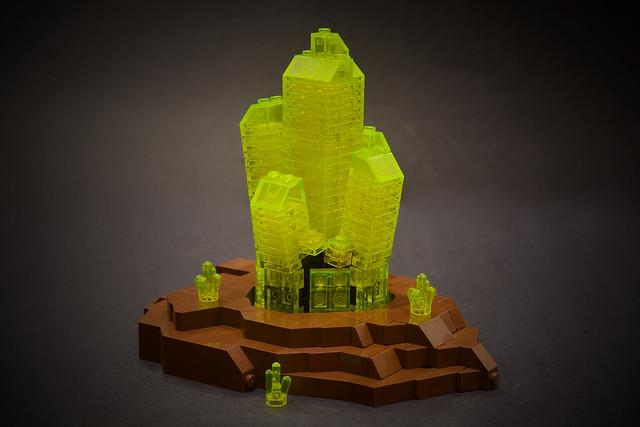 Lego Rock Raiders - UCS Power Crystal