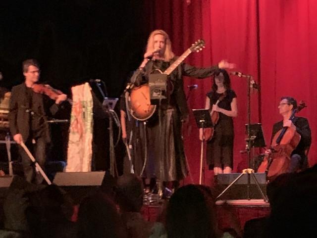 Sam Phillips - Largo at the Coronet, Los Angeles