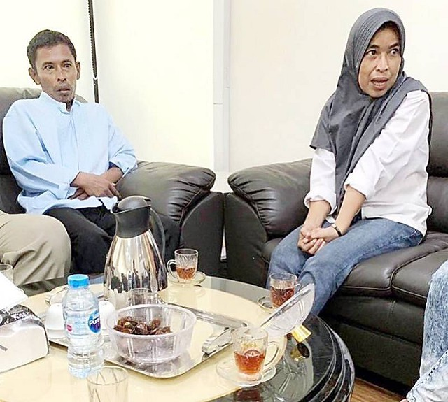 5496 Saudi woman found her Indonesian mother after 20 years