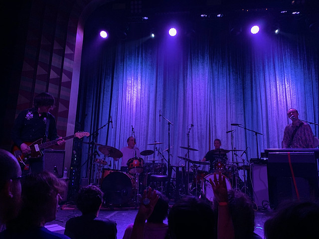 This Is Not This Heat - Regent Theater, Los Angeles