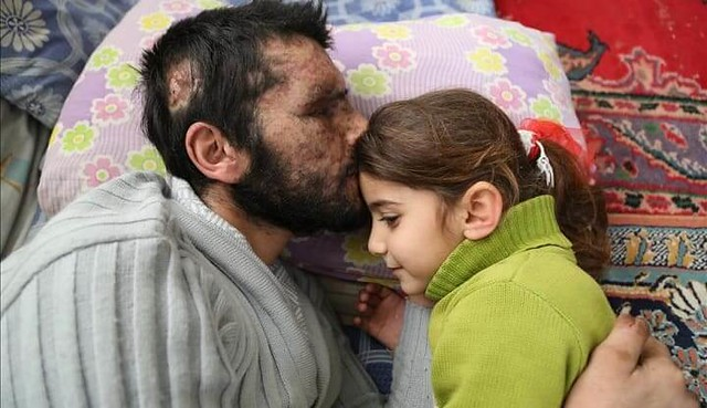 3260 Daughters in Aleppo ask fathers to kill them before being raped by armed forces 02