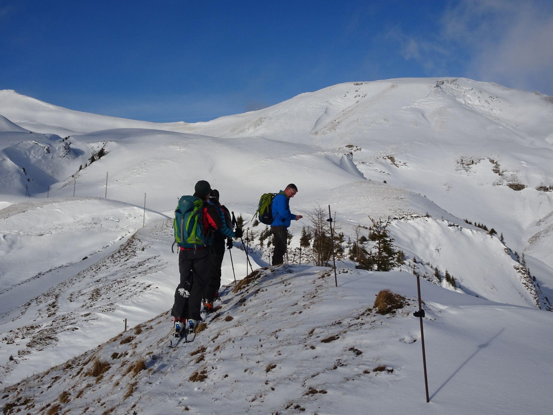 Skitour Schönbüel 04.01.2020