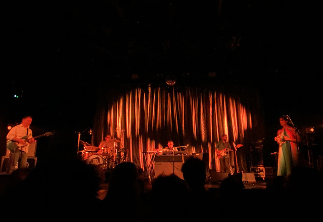 Stereolab - Brooklyn Steel, Brooklyn, NY