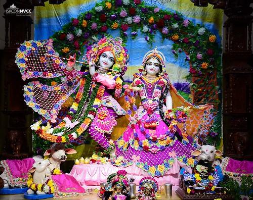 ISKCON Pune NVCC Deity Darshan 05 Jan 2020