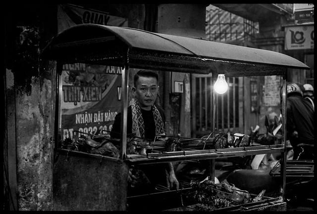 Chau Long market - Hanoi - Vietnam