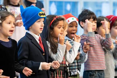 HM LD Kindergarten Holiday Sing Dec 19, 2019
