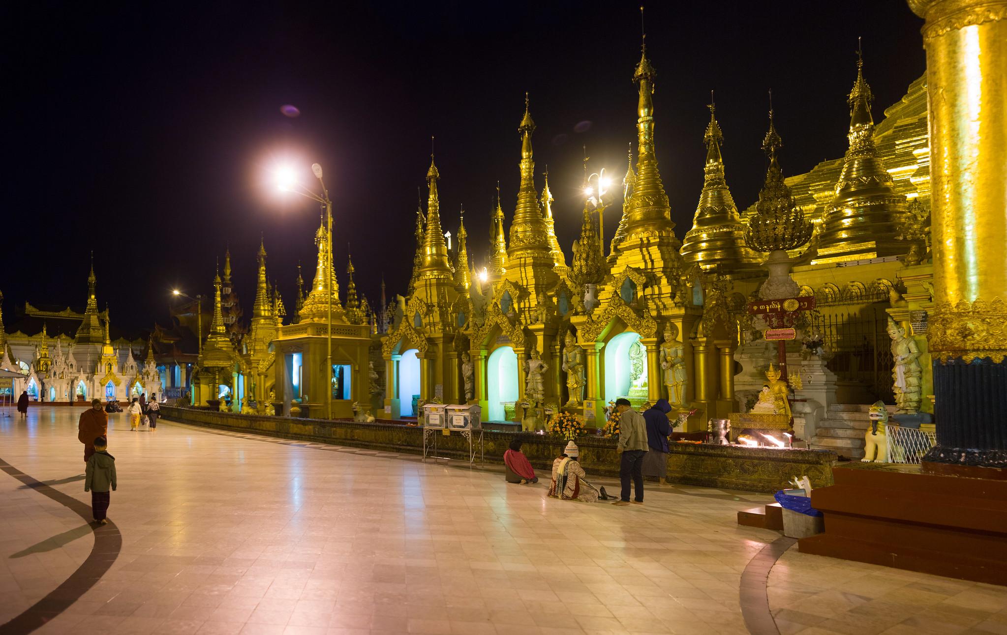 Pano Shwedagon