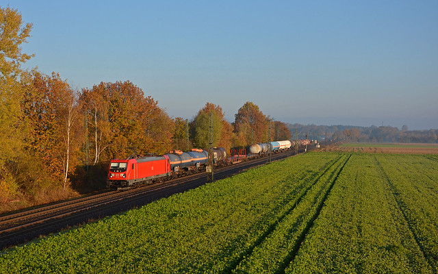 DB Cargo 187 179 - Emmendorf