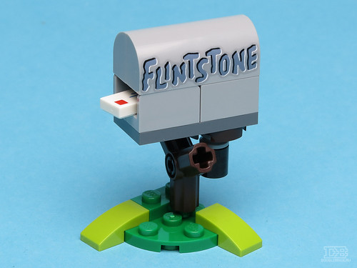 LEGO Ideas 21316 The Flintstones Review-44 | by DoubleBrick.ru