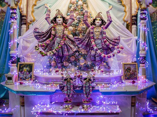 ISKCON Hungary Deity Darshan 04 Jan 2020