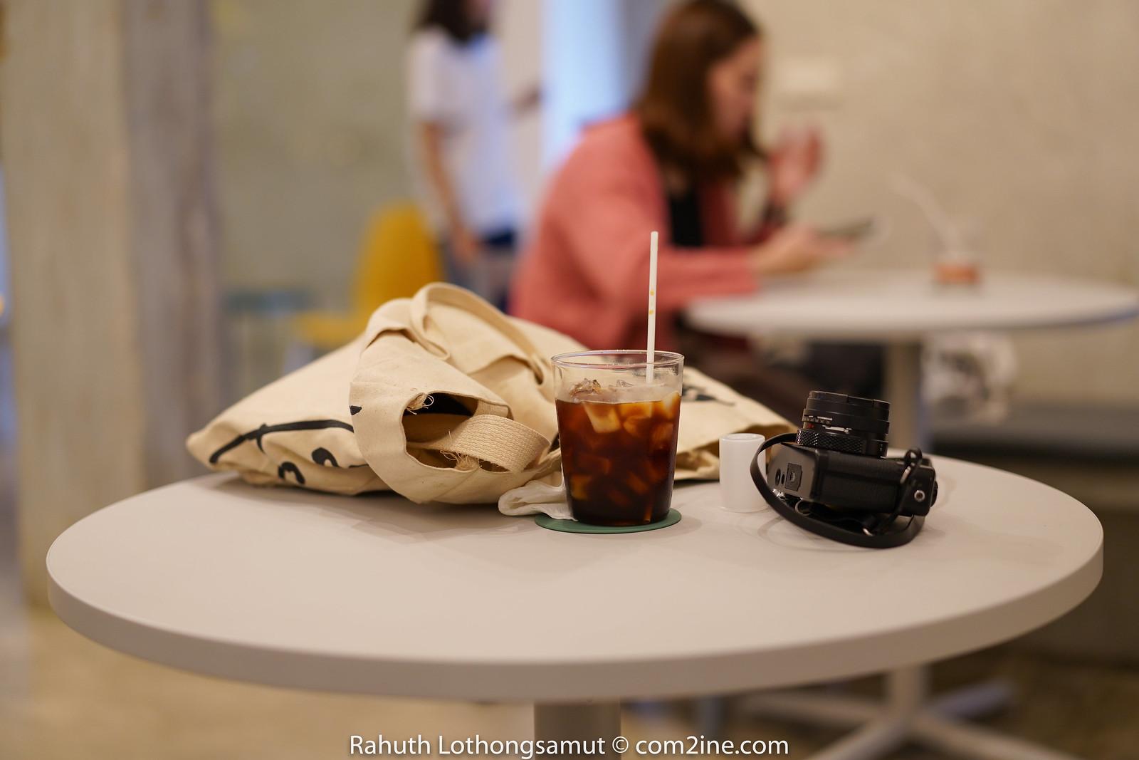 บรรยากาศ  ARCH Cafe - คาเฟ่ติด บีทีเอส ปุณณวิถี