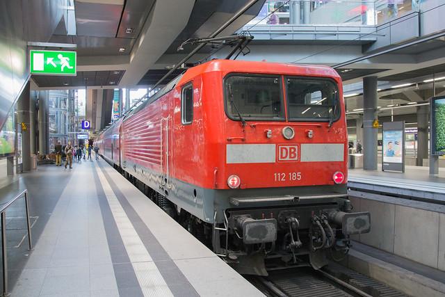 DB 112 185 Berlin Hbf