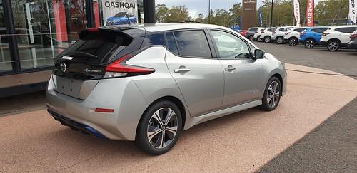 2019 Nissan Leaf Photo