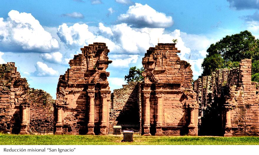 """Ruinas de la reducción misional S.J. """"San Ignacio"""""""