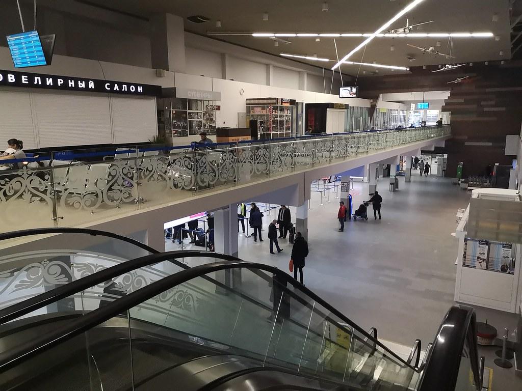 Аэропорт Якутска IMG_20190914_010507