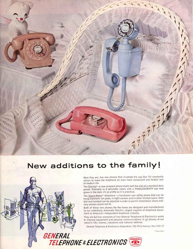 General Telephone & Electronics 1960