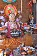 Wat Phnom Daun Penh, intérieur (1)
