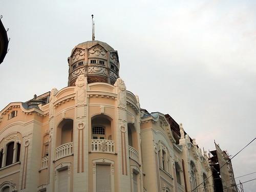 Oradea (Romania) - Palazzi del centro storico
