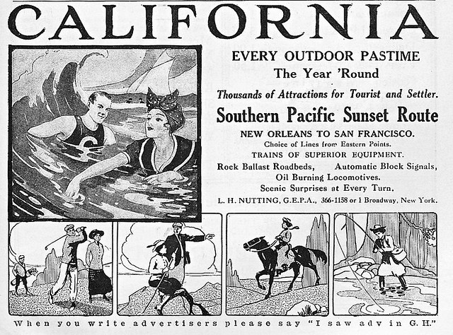 California - Good Housekeeping January 1910