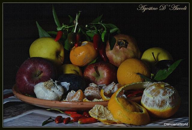 Frutta di stagione con peperoncino - 05-Gennaio-2020