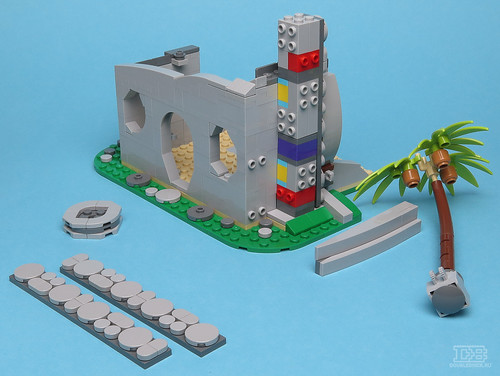 LEGO Ideas 21316 The Flintstones Review-30 | by DoubleBrick.ru