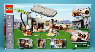 LEGO Ideas 21316 The Flintstones Review-2 | by DoubleBrick.ru