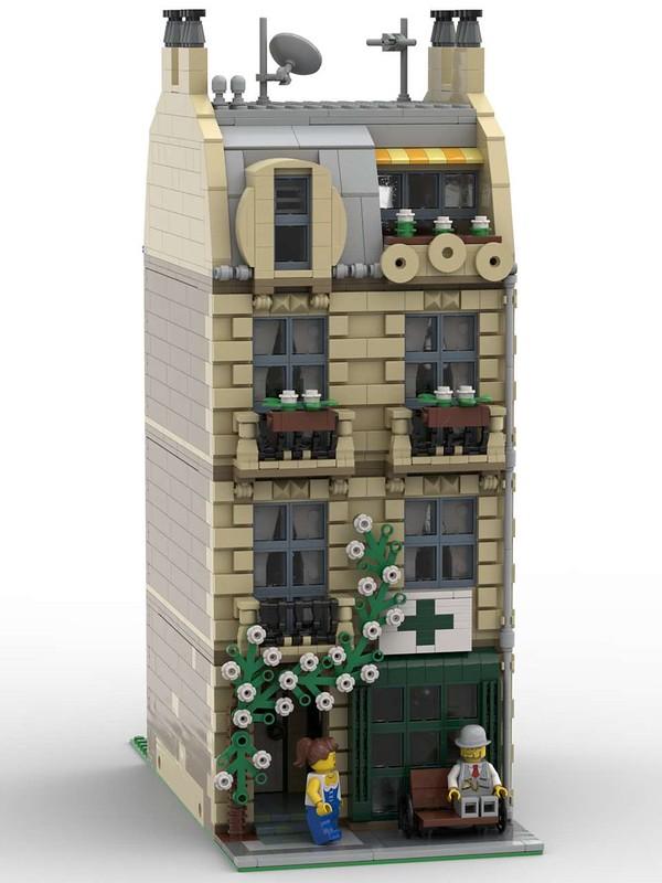 Modular Pharmacy front 2