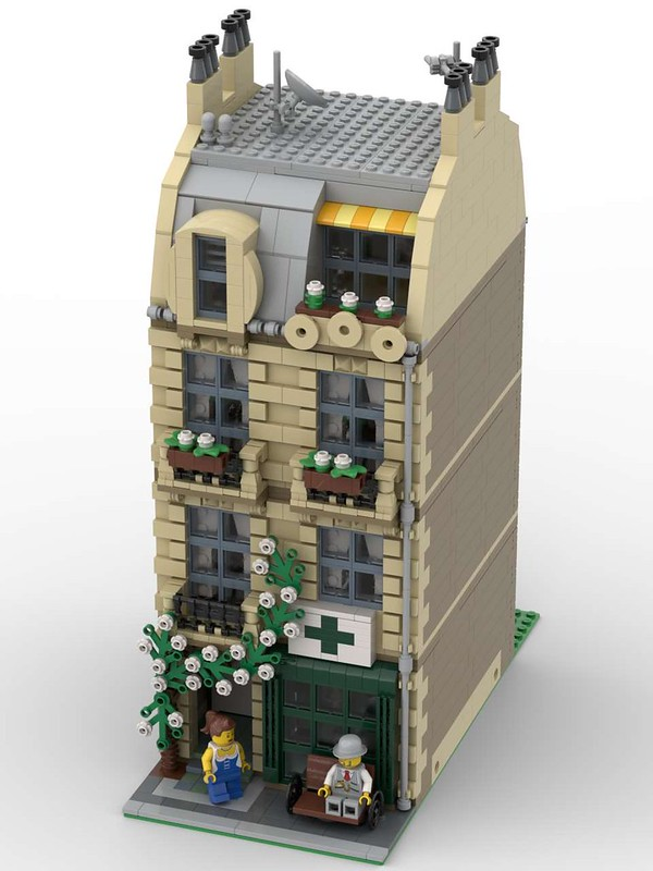 Modular Pharmacy front