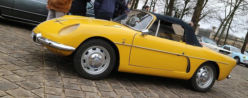 Alpine A108 ( Design Giovanni Michelotti Italie ) 1961 - 49332850853_082f7df89b_c