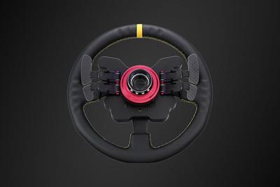 Simagic GT1 Steering Wheel Rear