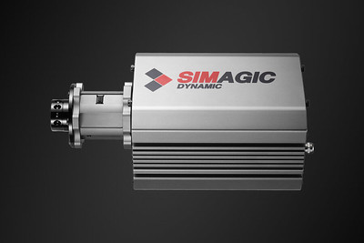 SIMAGIC M10 DD Wheelbase Side