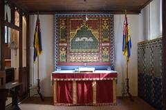 WWI memorial chapel (1920, restored 2018)