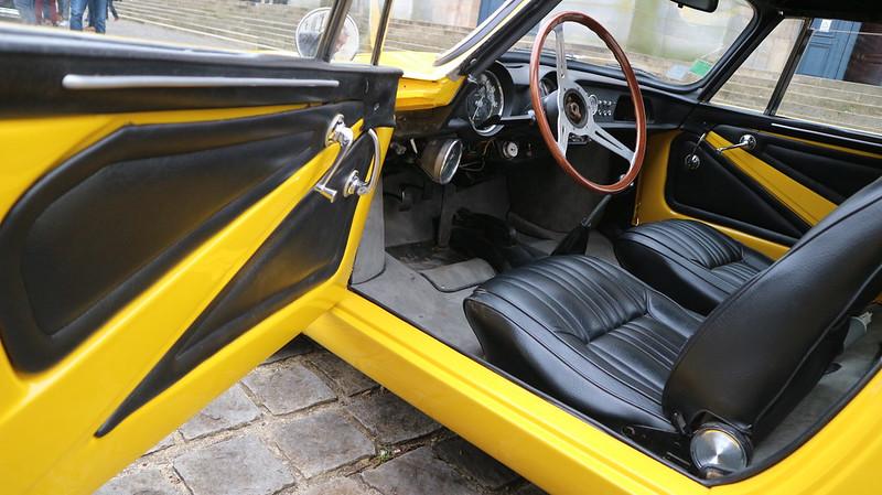 Alpine A108 ( Design Giovanni Michelotti Italie ) 1961 - 49333315531_40d606cfb3_c