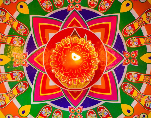 Deepawali is the Hindu festival of lights