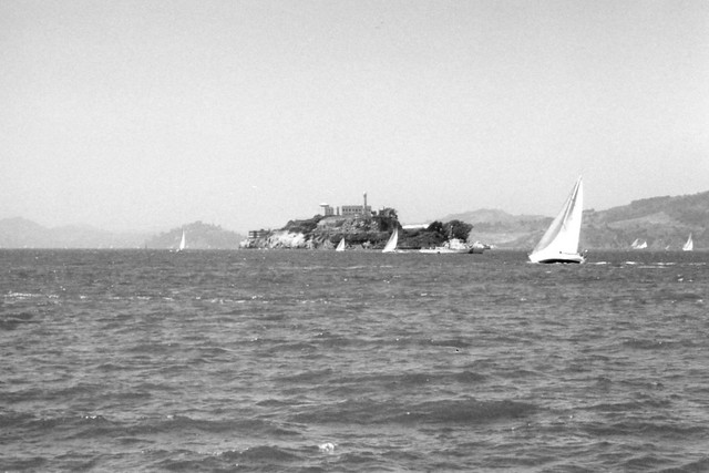 Sailing to The Rock