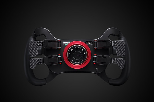 Simagic GT4 Steering Wheel