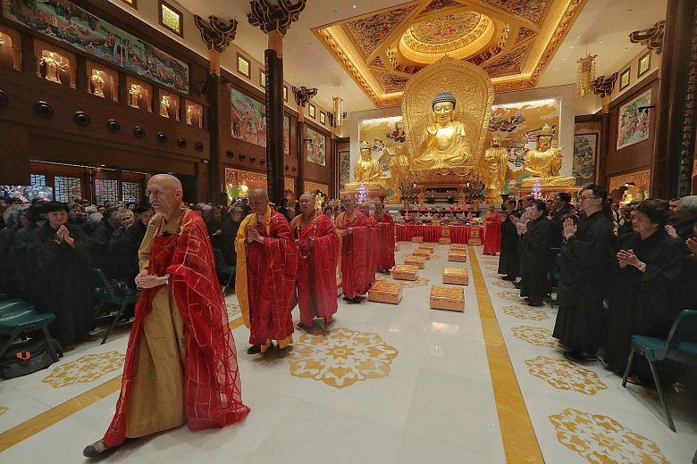Organisasi Amal Buddhis Tertua di Singapura